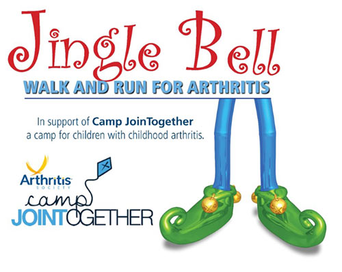 Jingle Bell Walk and Run for Arthritis