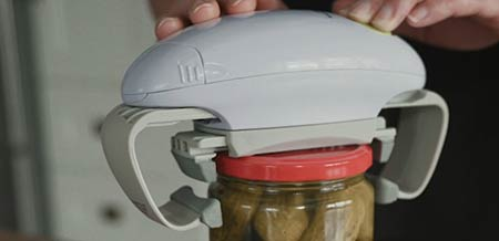 Photography of a jar opener