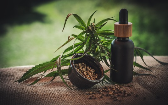 Exemple picture for Le cannabis médicinal et l'arthrite