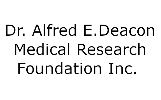 Dr. Alfred E. Deacon Medical Research Foundation Inc.