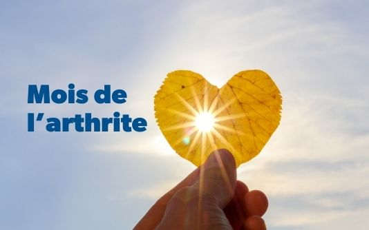 Exemple picture for Mois de l'arthrite