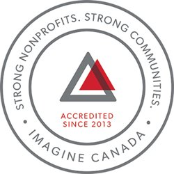 Logo of Imagine Canada